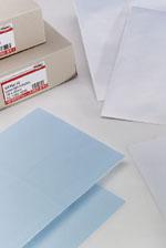 Haftetiketten für Laserdrucker und Inkjetdrucker